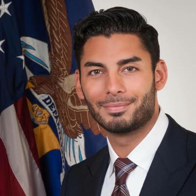 Ammar Campa-Najjar Appointed to California Racial and Identity Profiling Advisory Board (RIPA)