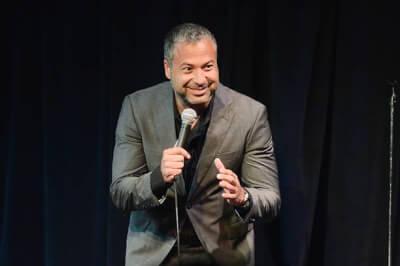 Comedian Ahmed Ahmed headlines AHRC fundraiser