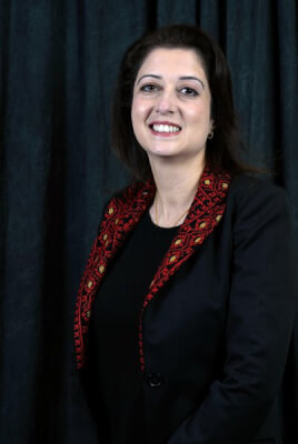 Abir Othman named principal at Andrew High school in Tinley Park. Photo courtesy of School DIstrict 230