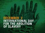 AHRC Observes the International Day for the Abolition of Slavery