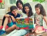 ArabiKids helps families stay connected to Arabic by bringing the best in Arabic kids' books and resources from around the world to their doorstep