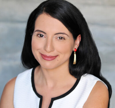 """Betty Shamieh's (pictured) """"As Soon As Impossible"""" will receive a digital reading in TheatreWorks Silicon Valley's """"New Works Festival Online."""" The festival, which gives audiences first looks at theatre hits of the future, will stream April 23 - May 15, 2021. Photo Credit: Lisa Keating"""