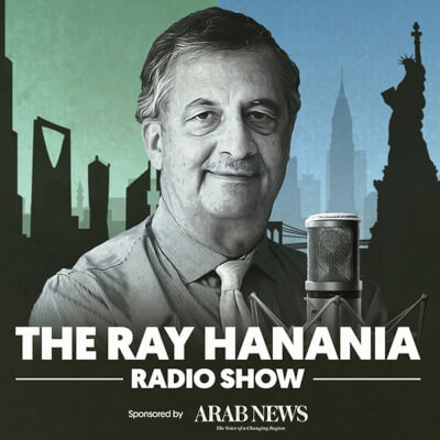 The Ray Hanania Radio Show Live Wed 8 AM EST in Detroit and Washington DC and Facebook.com/ArabNews