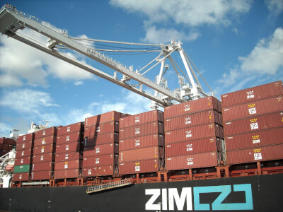 Zim San Diego Delays Docking For Seven Days In Attempt To Wait Out Palestinian Activists Calling For BDS