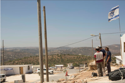 APN to Biden: Tell Israel to Remove West Bank Illegal Outpost Evyatar