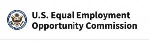 US Equal Employment Opportunity Commission logo